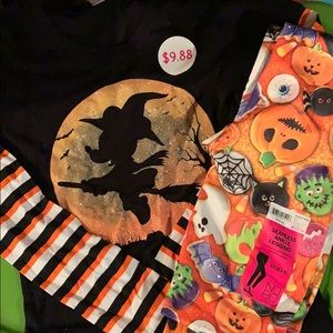 Other - Juniors Small or 10/12 girls Halloween Bundle